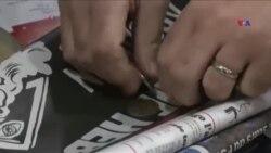 Charlie Hebdo hücumundan bir il sonra İŞİD ələ keçirdiyi torpaqları itirir