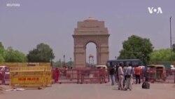 อินเดียสั่งปิดเมืองหลวง 6 วัน หลังยอดผู้ติดเชื้อ 'โควิด-19' พุ่งสูงเป็นสถิติใหม่