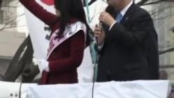 日本星期天举行众议院选举