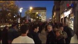 Xả súng tại Paris