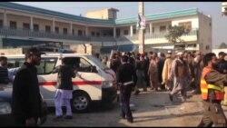 Suicide Attacks Kills Scores in Mardan, Pakistan
