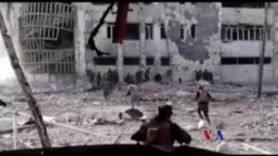 摩蘇爾幾千平民被困 處境極其危險(粵語)