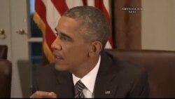 Obama Ebola Konusunda Güvence Verdi