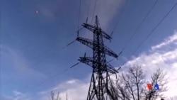 2015-12-09 美國之音視頻新聞: 烏克蘭部分恢復向克里米亞供電