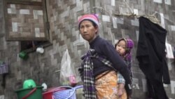 Myanmar Ethnics Look for Peace, Stability