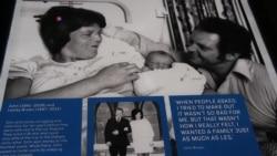 第一位试管婴儿四十年前出生