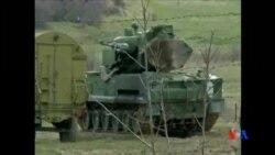 2014-03-19 美國之音視頻新聞: 俄國吞併克里米亞 烏克蘭束手無策
