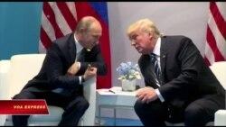 Bị đả kích, Trump rút ý định hợp tác an ninh mạng với Nga