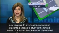 Programs Provide Opportunities for Foreign Engineers