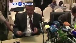 Tedros Adhanom ukomoka muri Ethiopia yatorewe kuyobora ishami rya ONU ryita k'ubuzima OMS