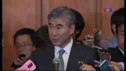 Mỹ, Nhật, Hàn thống nhất tăng áp lực, chế tài đối với Bắc Triều Tiên