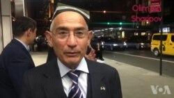 Chikagodan o'zbek lider prezident bilan ko'rishdi