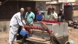 کراچی میں پانی کی قلت، زیر التوا منصوبے