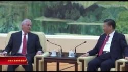 Trung Quốc chuẩn bị cho cuộc gặp Tập - Trump