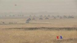 伊拉克政府軍收復摩蘇爾周圍大片土地