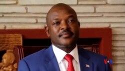 2016-01-23 美國之音視頻新聞: 布隆迪總統拒絕非盟維和部隊