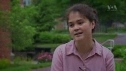 เปิดมุมมอง 'มาญาแคลร์ อาภรณ์สุวรรณ' นักเรียนไทยที่ 'อลิซาเบธทาวน์ คอลเลจ'