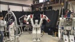 韩国研发出能承载人类的机器人让行动更加无障碍