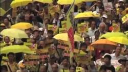 Hong Kong Activists Plot Next Steps