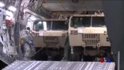 美國將薩德系統部件運抵部署地點 (粵語)