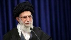 Ayatollah Ali Khamenei ခ်ဳပ္ကိုင္ထားတဲ႔ အီရန္အဖဲြ႔အစည္း ၂ ခုကို အေမရိကန္ ဒဏ္ခတ္အေရးယူ