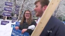 Sanders, Clinton Battle for Young Democratic Vote