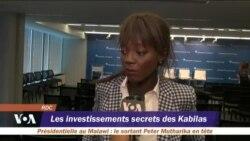 Les investissements secrets des Kabilas