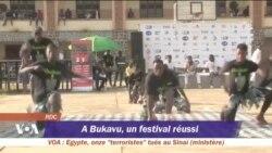 Foire internationale des arts et de la créativité à Bukavu