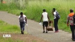"""Les athlètes paralympiques gabonais se préparent """"avec les moyens du bord"""""""