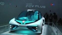 Tokyo avtomobil sərgisi
