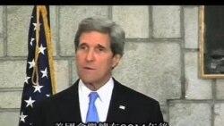 2013-03-26 美國之音視頻新聞: 克里訪問阿富汗商討美軍撤出