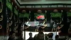 سوگواری عاشورا در افغانستان، بدون کدام رویداد ناگواری برگزار شد
