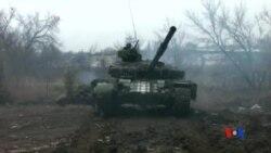 2014-12-13 美國之音視頻新聞: 俄羅斯就向烏克蘭提供武器法案警告美國