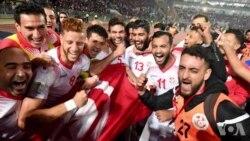 VOA Sports du 7 décembre 2017 : la Tunisie face à la Belgique et l'Angleterre