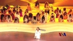 离开冲突与纷争 阿拉伯语歌剧向世界传递爱与和平