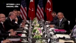 Obama: US to Help Turkey Ensure Coup Plotters Brought to Justice