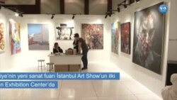 'İstanbul Art Show' İlk Kez Sanatseverlerle Buluştu
