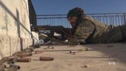 Fierce Battle Continues Between Syrian Kurds, Assad Forces