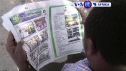 Manchetes Africanas 5 Outubro 2016