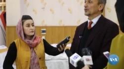 Balxning jurnalist ayollari