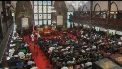 کلیسای امانوئل شهر چارلستون فعالیت خود را دوباره آغاز کرد