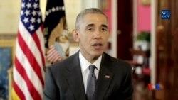 2016-03-20 美國之音視頻新聞: 奧巴馬訪問古巴