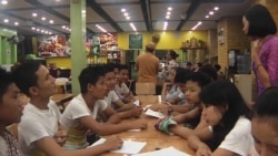 Myanmar Program Brings Classroom to Young Workers