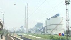 2014-10-22 美國之音視頻新聞: 北京整治霧霾但奏效成疑