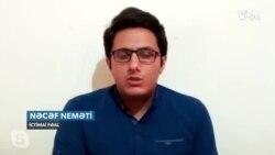 Nəcəf Neməti: İranda epidemiyadan ən çox aşağı gəlirli ailələr çətinlik çəkir