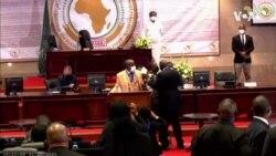 Kusarudza Mutungamiri wePan African Parliament Kokonzera Makakatanwa