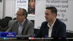 Vetëvendosja dhe LDK fillojnë diskutimet për koalicionin qeveritar