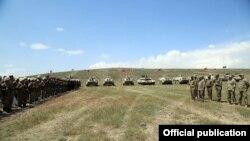 Azərbaycan və Türkiyə birgə hərbi təlim keçirir