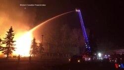 Au Canada, les évacuations sont quasi achevées à Fort McMurray