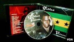 cantor são tomense Tubias Vaiana